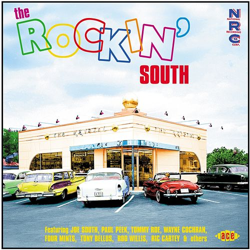 The Rockin' South by Various Artists