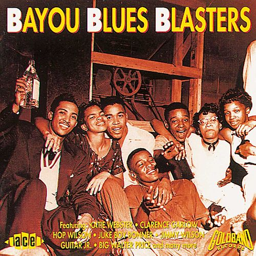 Bayou Blues Blasters: Goldband Blues by Various Artists