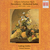 Bach: Orchestral Suites, BWV 1066-1069 by Virtuosi Saxoniae