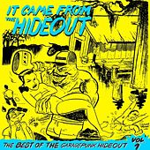 It Came From the Hideout - The Best of the GaragePunk Hideout, Vol. 1 by Various Artists