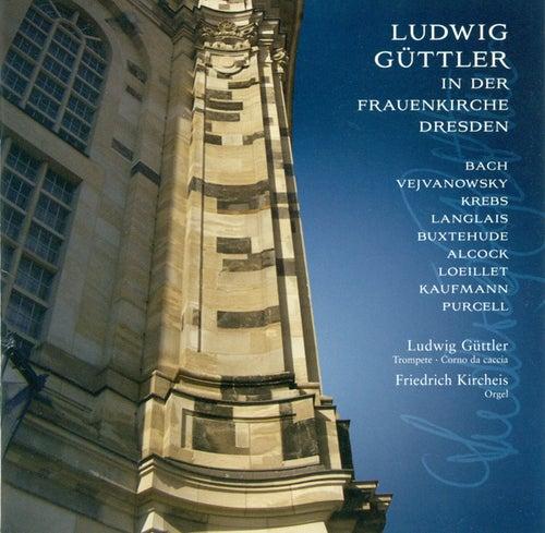 Ludwig Güttler in der Frauenkirche Dresden by Ludwig Güttler