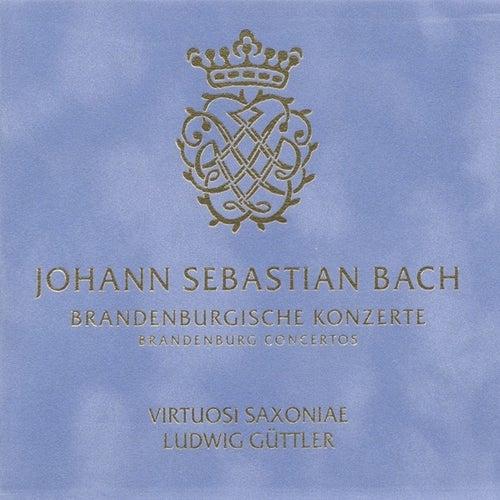 Bach: Brandenburg Concertos BWV 1046-1051 by Virtuosi Saxoniae