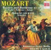MOZART, W.A.: Bastien und Bastienne [Opera] (Koch) von Various Artists