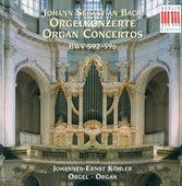 Bach: Organ Concertos BWV 592-596 by Johannes-Ernst Köhler (Orgel)