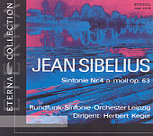 SIBELIUS, J.: Symphonies Nos. 4 and 6 / The Swan of Tuonela (Leipzig Radio Symphony, Kegel, Berlin Radio Symphony, Berglund) by Various Artists