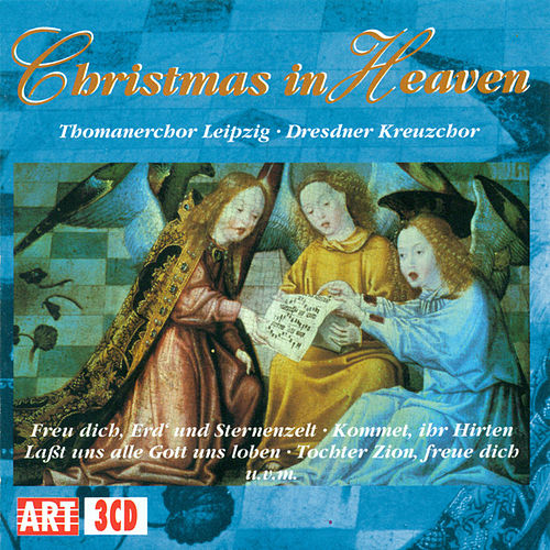 Christmas In Heaven by Various Artists