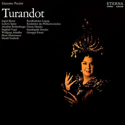 Giacomo Puccini: Turandot (Sung in German) [Opera] (Ingrid Bjoner) by Various Artists