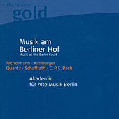 Orchestral Music (18th Century German) - NICHELMANN, C. / KIRNBERGER, J.P. / QUANTZ, J.J. / SCHAFFRATH, C. (Berlin Akademie fur Alte Musik) by Various Artists