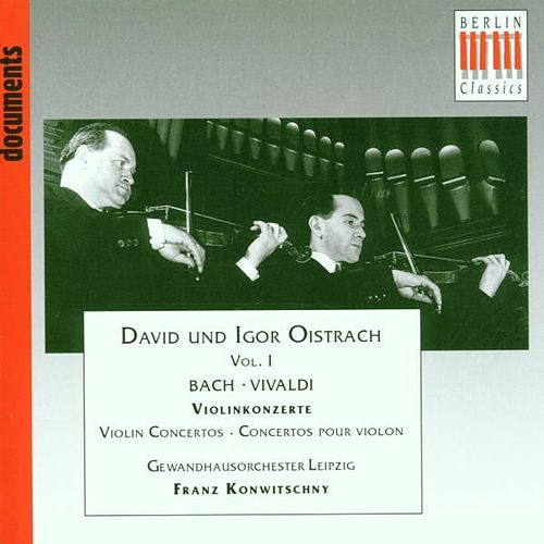 Bach: Violin Concertos BWV 1042, 1043, 1052 & Vivaldi: Concerto for 2 Violins by Various Artists