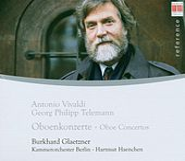 Oboe Concertos (Baroque) - Antonio Vivaldi: Georg Philipp Telemann by Various Artists