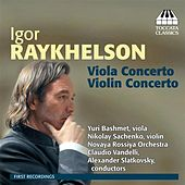 Raykhelson: Concertos for Violin and Viola by Various Artists