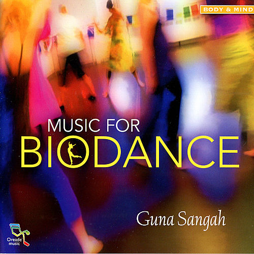 Music For Biodance by Guna Sangah