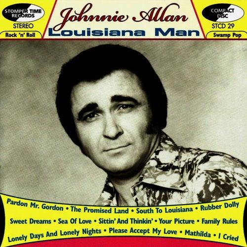 Louisiana Man by Johnnie Allan