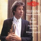 Telemann: Trumpet Concertos by John Wallace