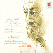 Masur:grieg/weber/schuhmann by Various Artists