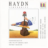 HAYDN, J.: Symphonies Nos. 43, 45, 59 (C.P.E. Bach Chamber Orchestra, Haenchen) by Various Artists