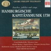 TELEMANN, G.P.: Jauchze, jubiliere und singe (Leipzig Radio Chorus, Leipzig Radio Symphony, Hauschild) by Various Artists
