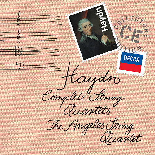 Haydn: Complete String Quartets by Angeles String Quartet