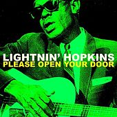 Please Open Your Door by Lightnin' Hopkins