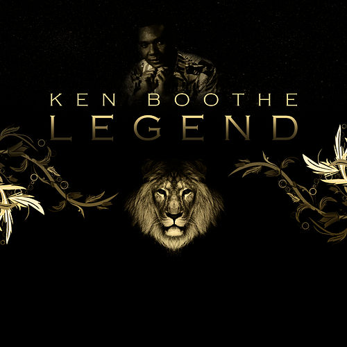 Legend Platinum Edition by Ken Boothe