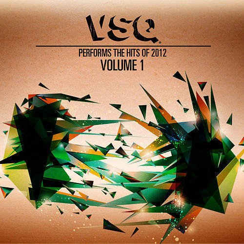 Vitamin String Quartet Performs The Hits of 2012 Vol.1 by Vitamin String Quartet