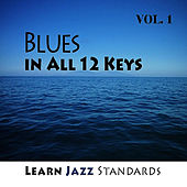 Blues in All 12 Keys, Vol. 1 by Learn Jazz Standards
