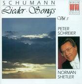 Schumann: Lieder, Vol. 3 - Opp. 25, 27, 37, 40, 53, 77, 79, 95, 96, 101, 142 von Various Artists