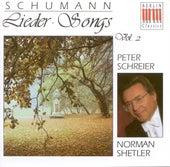 Robert Schumann: Lieder, Vol. 2 - Liederkreis / 3 Gedichte, Op. 30 / Lieder und Gesange (Schreier, Shetler) by Peter Schreier