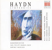 Haydn: Symphonies Nos. 22, 55, 64 by Carl Philipp Emanuel Bach