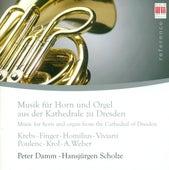 Horn Recital: Damm / Krebs / Finger / Homilius / Viviani / Poulenc / Krol / Weber by Hansjurgen Scholze Peter Damm