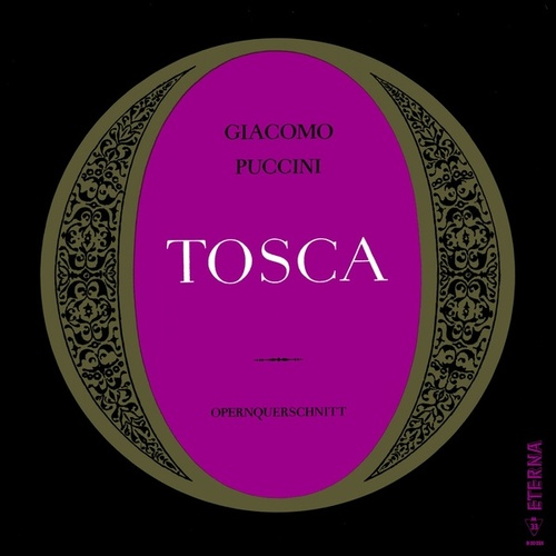 Puccini: Tosca (Highlights - Sung in German) by Various Artists