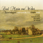 Carl Maria von Weber: Clarinet Concertos Nos. 1 and 2 (Michallik, Dresden Staatskapelle, K. Sanderling) by Various Artists