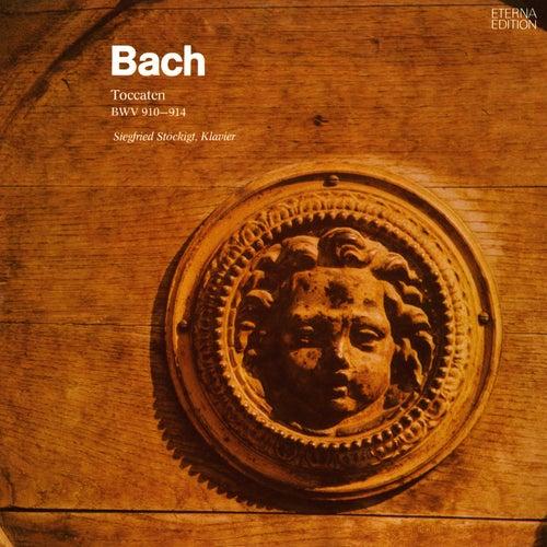 Bach: Toccatas BWV 910-914 by Siegfried Stöckigt