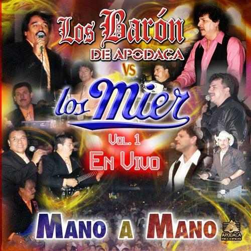 Mano a Mano en Vivo by Various Artists