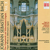 Bach: Organ Music on Silbermann Organs, Vol. 10 by Johannes-Ernst Köhler (Orgel)