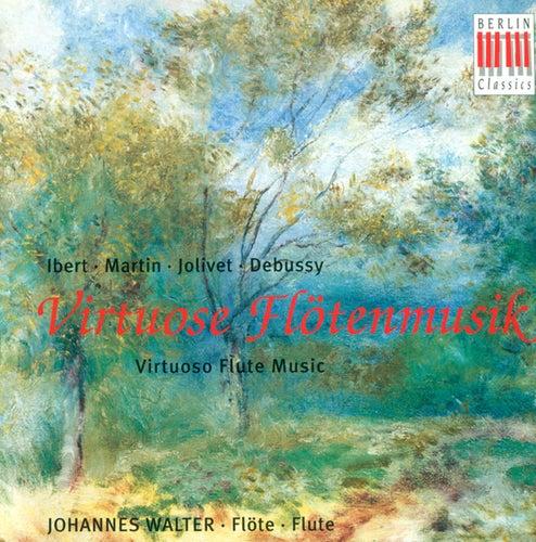 Ibert, Martin, Jolivet & Debussy: Virtuoso Flute Music by Various Artists
