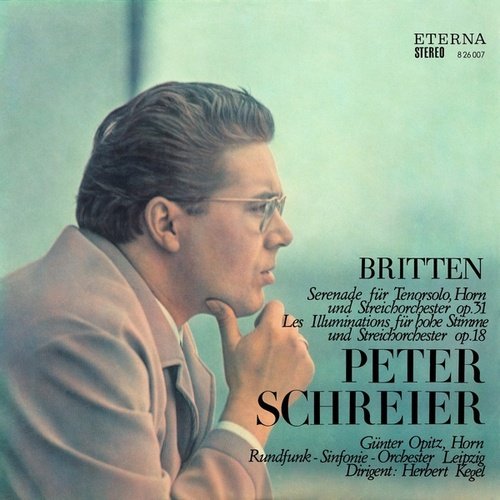 Britten: Les Illuminations / Serenade by Various Artists