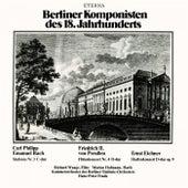 Bach.: Sinfonia, Wq. 182 ,Preussen: Flute Concerto No. 4, Eichner: Violin Concerto, Op. 9 (Frank) by Various Artists