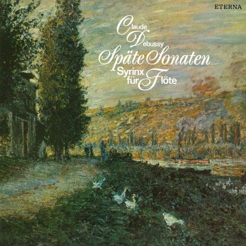 Claude Debussy.: Violin Sonata / Cello Sonata / Syrinx / Sonata for Flute, Viola and Harp (Funke, Bischof, Rosel, Walter, Ulbricht, Zoff) by Various Artists