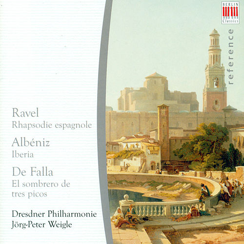 Maurice Ravel: Rapsodie espagnole / Isaac Albeniz: Iberia (arr. E.F. Arbos) / Manuel De Falla. de: The 3-Cornered Hat by Various Artists