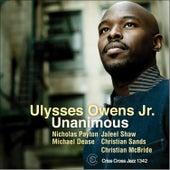 Unanimous by Ulysses Owens Jr.
