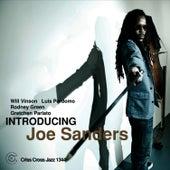 Introducing Joe Sanders by Joe Sanders