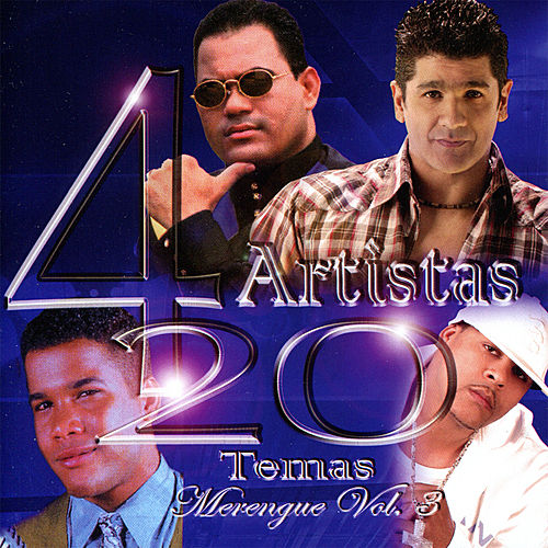 20/4 Merengue Vol.3 by Various Artists