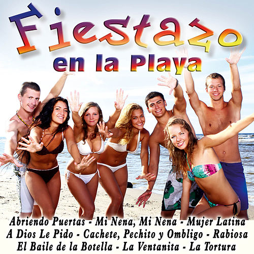 Fiestazo en la Playa by Various Artists