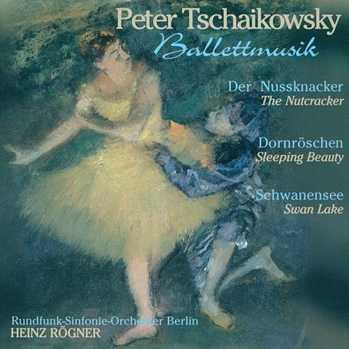 Tschaikowsky: The Nutracker Suite / The Sleeping Beauty / Swan Lake [Ballet] by Various Artists