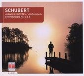 Schubert: Symphonies Nos. 5 & 8 by Staatskapelle Dresden