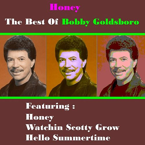 Honey, The Best of Bobby Goldsboro by Bobby Goldsboro