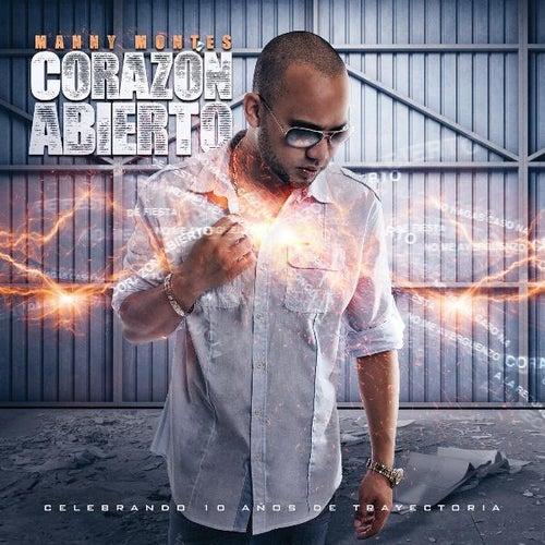 Corazón Abierto by Manny Montes