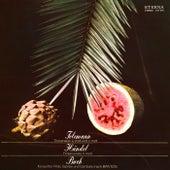 Telemann: Trio Sonata, TWV 42:a4, c2 / Händel: Flute Sonata, Op. 1, No. 9 / Bach: Trio Sonata No. 1 by Hans Pischner