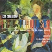 Igor Strawinsky: Pulcinella Suite / Capriccio / Circus Polka / 3 Movements from Petrushka (Rosel, Dresden Philharmonic, Kegel) by Various Artists